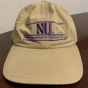 Deadstock Vintage '95 Northwestern University Hat